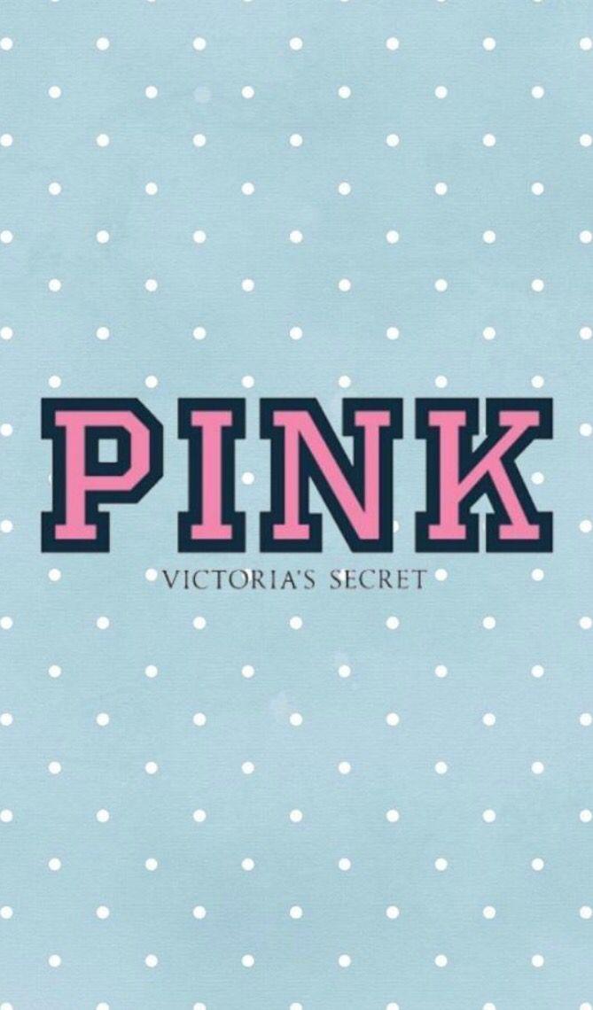 Victorias Secret Polka Dot Phone Wallpaper I Made Feel Free To Use It
