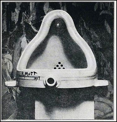 Duchamp's Urinal? Maybe Not!