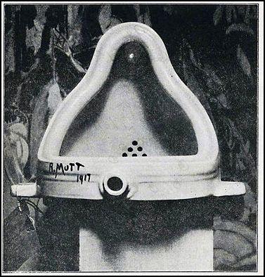 Duchamp's Urinal? Maybe Not!