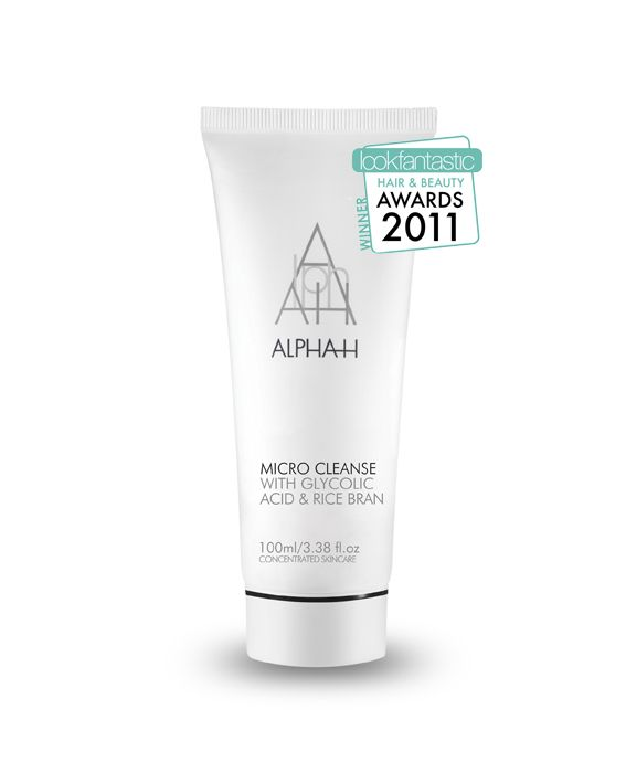 Micro Cleanse - Look Fantastic Hair and Beauty Awards Winner 2011! #awardwinningskincare