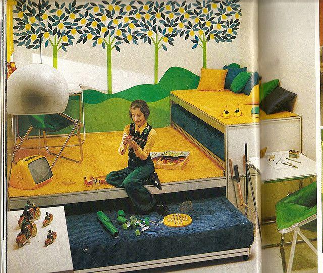 Child's Bed/ Play Platform