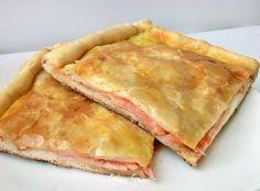 Pizza parigina | Ricetta napoletana