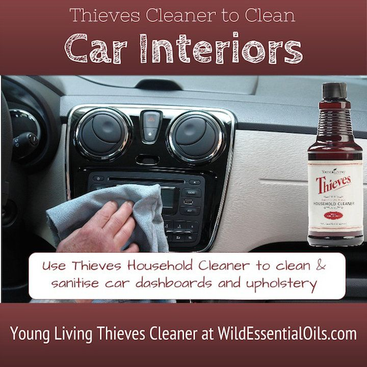 Young Living Essential Oils Australia | 20 Thieves Cleaner Uses in the Home