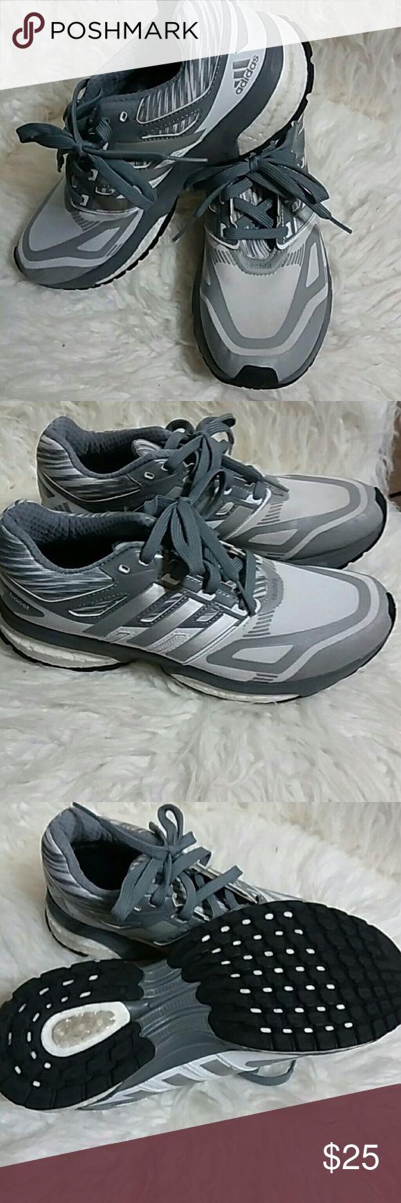 best service 58c09 eebdb Via  fashionzine  Adidas boost running shoes. Adidas Impulso Zapatos Para  CorrerAdidas .