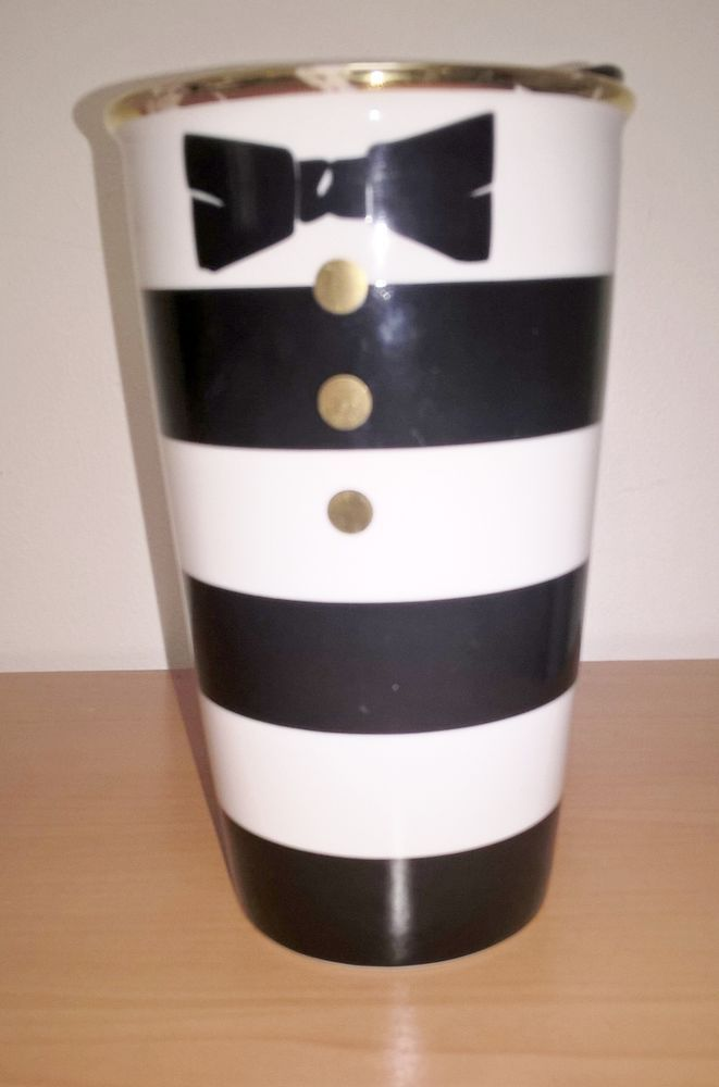 Limited Edition Starbucks 'Alice & Olivia' Ceramic Insulated mug in Collectables, Other Collectables | eBay