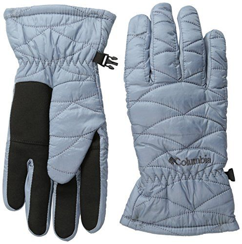 Columbia Sportswear Women's Mighty Lite Glove, Tradewinds Grey, Small - http://todays-shopping.xyz/2016/07/26/columbia-sportswear-womens-mighty-lite-glove-tradewinds-grey-small/