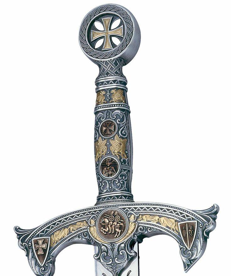 Espadas de los caballeros templarios                                                                                                                                                      Más