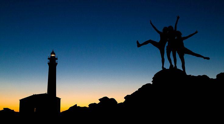 Desde hacía muchos años tenía una espina clavada que parecía cronificarse a lo largo del tiempo: nunca había estado en Menorca, una isla que todo el mundo me la había dibujado como mágica, especial...