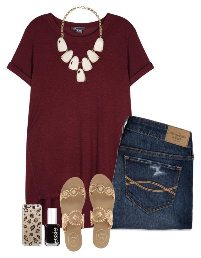 featuring Vince, Jack Rogers, Abercrombie & Fitch, Kendra Scott, Essie and  Casetify