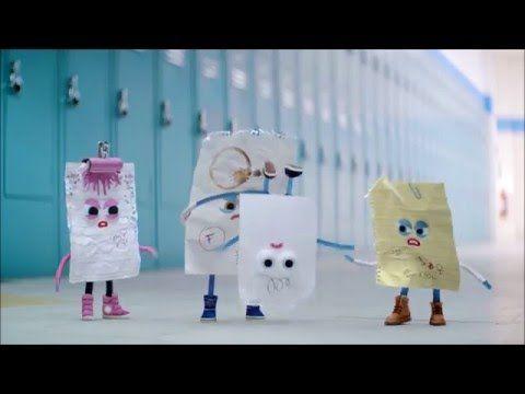 Precioso Video sobre Educación Emocional contra el Acoso escolar: Piedra papel o tijera ~ Capacity: Palabras con voz...