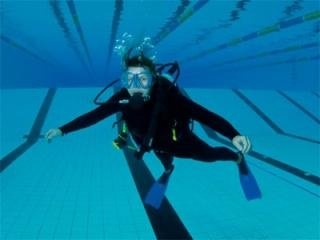 Take Scuba Diving Lessons, then work with underwater photography in the Ironton mine pits!