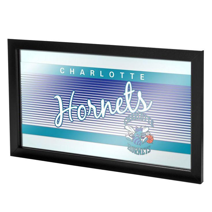 Charlotte Hornets Hardwood Classics Framed Logo Wall Art, Multicolor