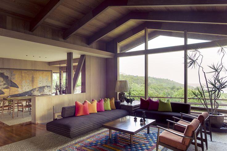 Liljestrand House Honolulu Hawaii Architect Vladimir