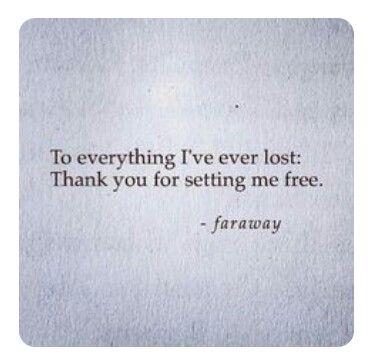 thank you sooooo my much for setting me free