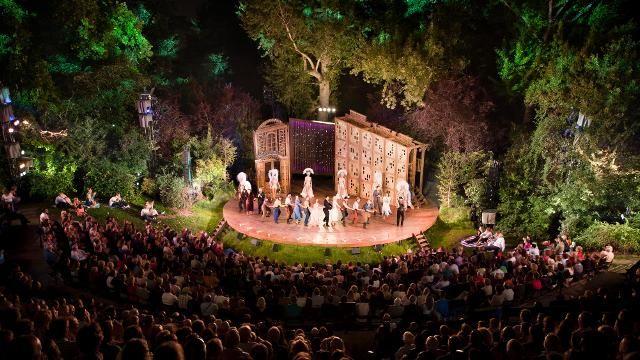 Regent's Park Open Air Theatre, Regents Park, London, NW1 4NU