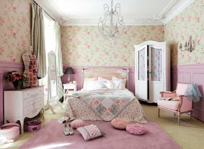 Mejores 9 imágenes de Dormitorios en Pinterest   Decoracion ...