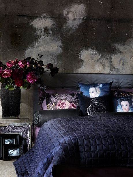 Love this romantic but not overly feminine and still for Rustic romantic bedroom