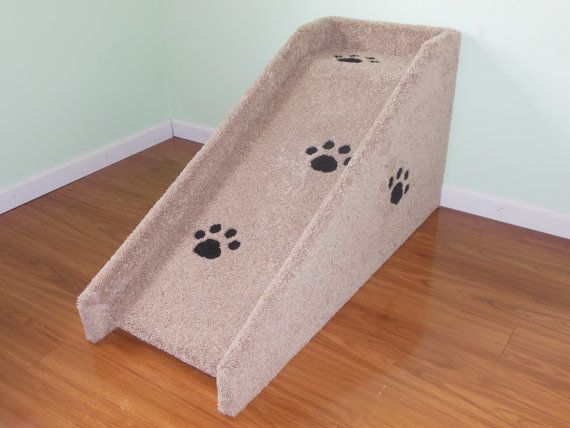 Dog Ramp With Rails, Pet Ramps, Doxie Ramp, Dog Ramp, Pet Furniture,  Handmade In USA, Dog Ramp For Beds, Cat Ramp, Miniature Dogs, Toy Dogs