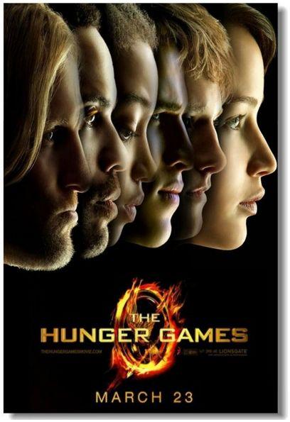 Купить голодные игры, the hunger games - постер, плакат, афиша №12 по низкой цене