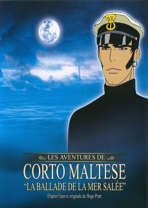 Watch Corto Maltese: The Ballad of the Salt Sea Full Movie Online