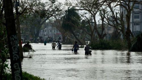 Flood alert in coastal parts of Odisha,ODRAF & NDRF teams deployed in flood areas   eOdisha.OrgeOdisha.Org