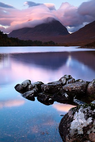 Sunrise Torridon, Scotland #scenery #views #photography