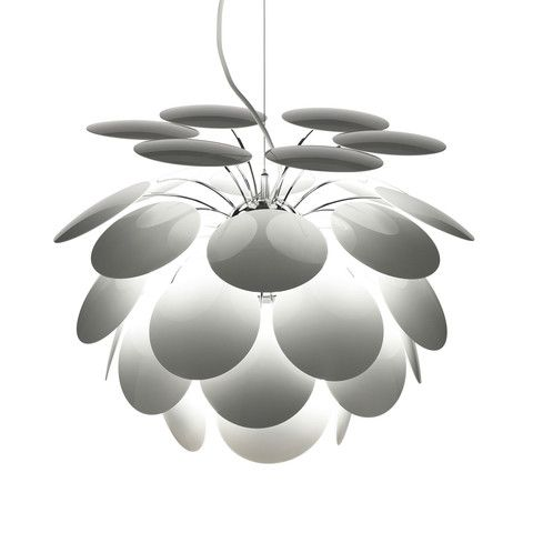 The Beautiful Discocó Suspension Lamp Was Designed In 2008 By Christophe  Mathieu For The Lamp Manufacturer Marset.The Discocó Pendant Lamp Presents  Itself ...