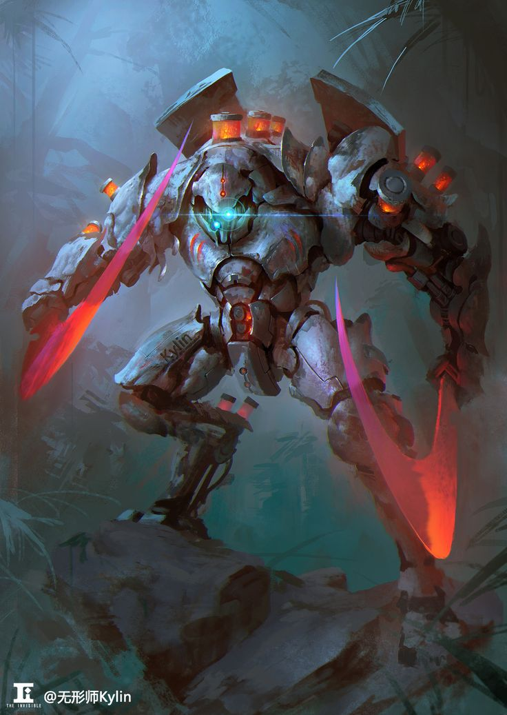 202 best images about character design robots on for Sci fi decor