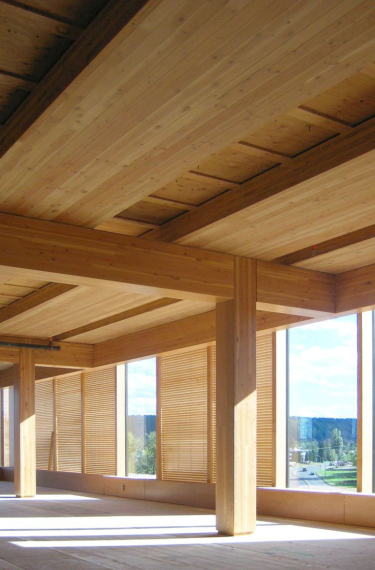 Image 3 Of 12 From Gallery Of Wood Innovation Design Centre / Michael Green  Architecture. Courtesy Of Michael Green Architecture