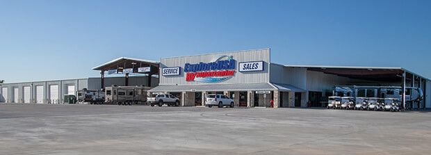 ExploreUSA is a Top 5 Blue Ribbon Dealer with 9 locations and over 1200 RVs for sale in Texas! Check them out in this week's Dealer spotlight. http://blog.rvusa.com/rv-dealer-spotlight-explore-usa/