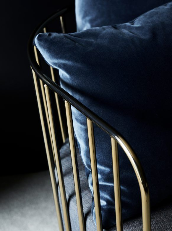 Custom-made in-room furnishings by Zuster