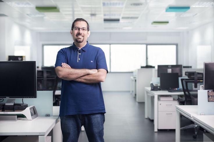 BQ ha sido la única empresa española galardonado con un Google Android Award, algo de lo que Ravin Dhalani, socio fundador y CTO de BQ, se muestra orgulloso durante una entrevista con EFEfuturo