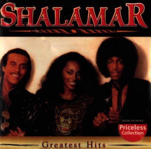 Shalamar    BRONZE GOD...