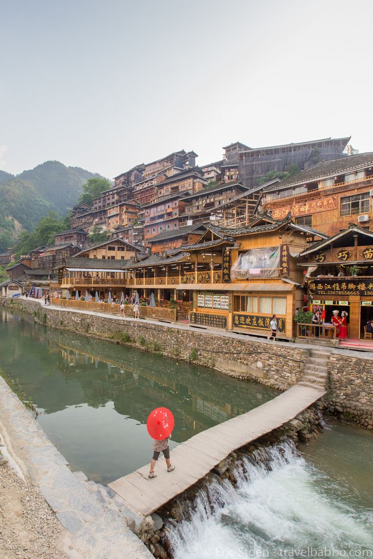 The major destinations in China are well worth visiting, but after you do that, travel deeper to Guizhou and Guanxi. Here are my favorite places.