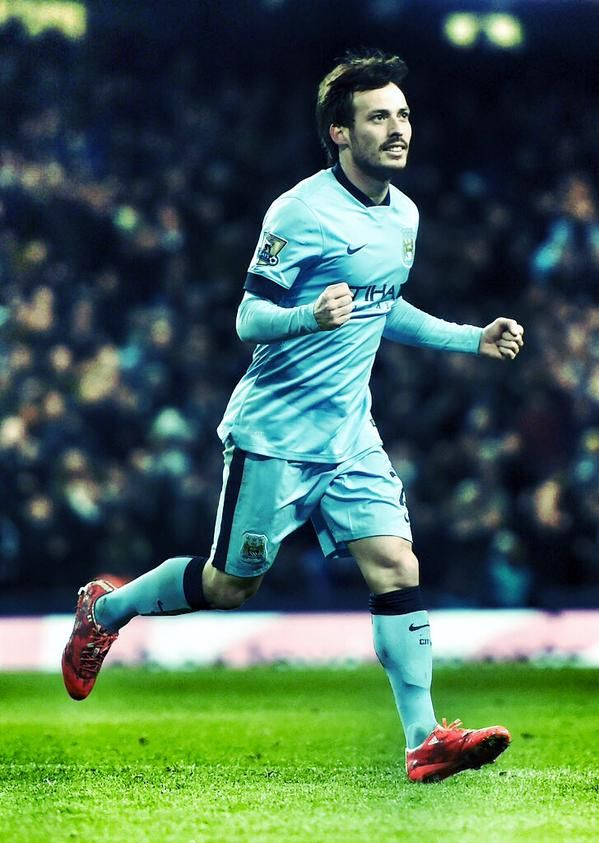 David Silva - Manchester City