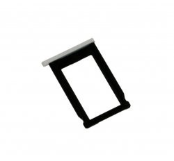 ORIGINAL APPLE iPHONE 3GS White Sim Card Tray Holder  Price = $12.75