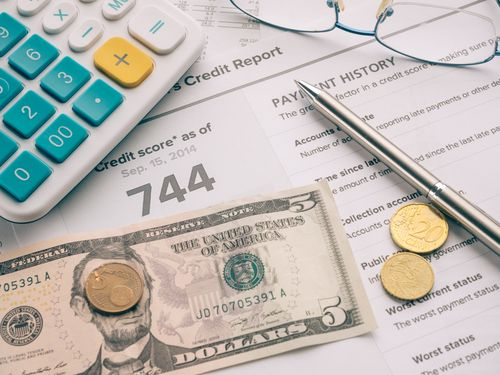 Are Accounts Missing From Your Credit Report?: Credit health is a combination of good habits, credit bureau math, and complete information, but what happens when accounts are missing from your credit report? Here are a few examples of items you won't find on your TransUnion, Experian and Equifax reports