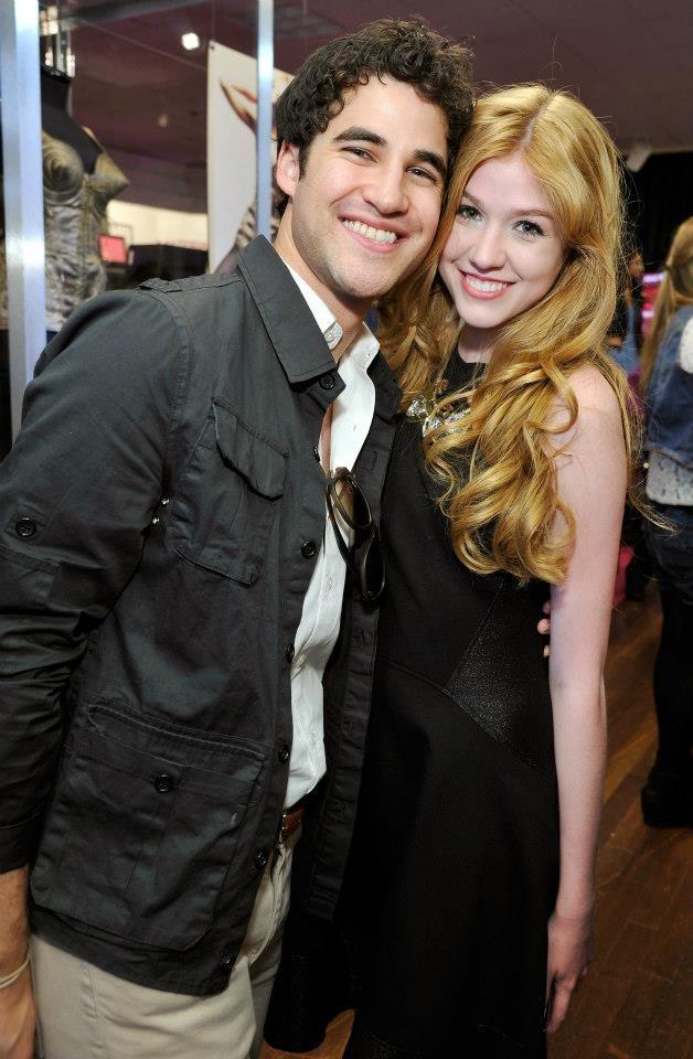 Darren And Katherine Mcnamara At Madonna S Fashion Evolution Pop