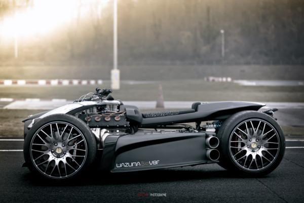 Lazareth Wazuma V8F, Motor Modifikasi Bermesin Ferrari! - Vivaoto.com - Majalah Otomotif Online