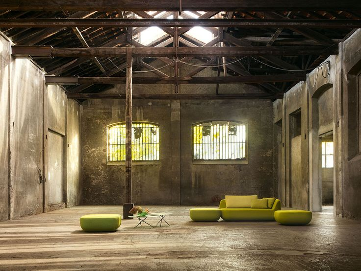 For this new year Paola Lenti invites you to A BRAND NEW SPACE: Fabbrica Orobia, a new location for Milano Design Week 2017 in Via Orobia 15, Milan, 4-9 April 2017.  © Paola Lenti srl - ph. by Sergio Chimenti