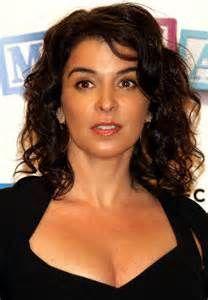 Annabella Sciorra - I loved her role in The Sopranos and Jungle Fever.