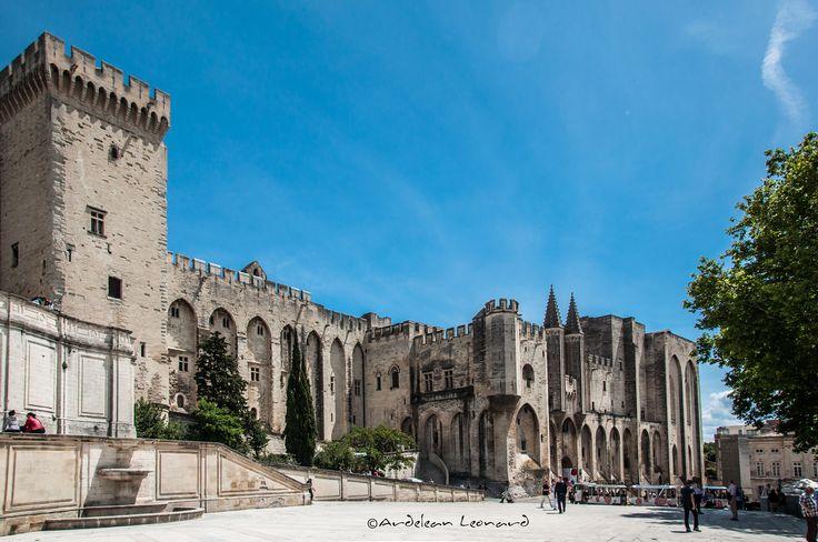 Palais des Papes - Avignon/FRANCE 2014