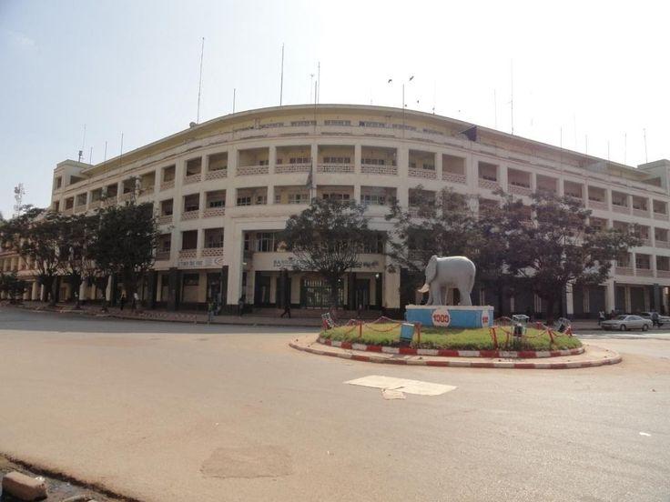 Lubumbashi | Panoramio - Photo of Lubumbashi, La Banque Centrale du Commerce