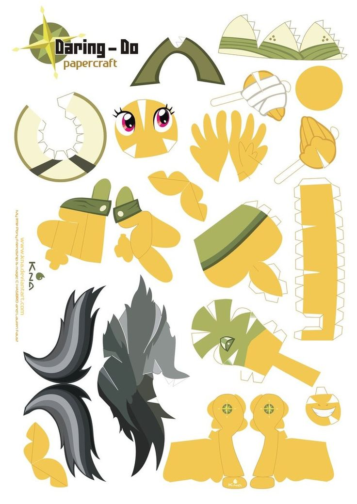 My Little Pony Coloring Pages Daring Do : Best images about paper craft on pinterest bioshock