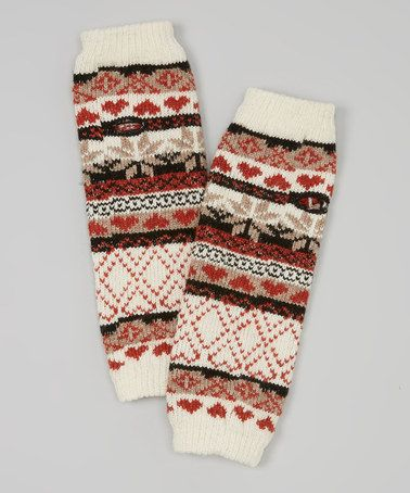Take a look at this Cream Nordic Wool-Blend Fingerless Gloves by Sorta Southern Boutique on #zulily today! $14 !!