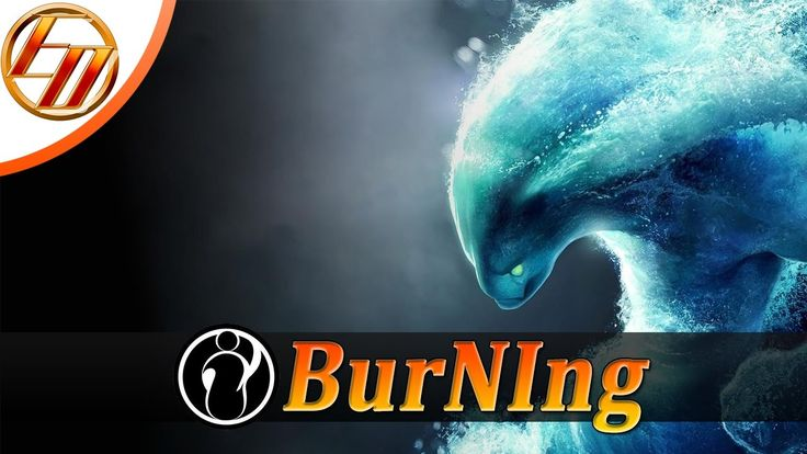BurNIng  Morphling  Dota 2 Pro Gameplay | Team IG | Kiev Major