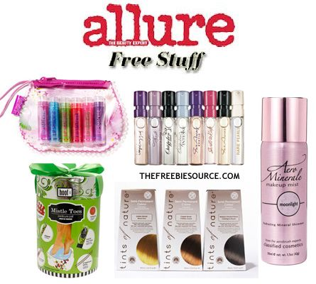 HOT Allure Freebies For Today, All Day Long! | Free Samples Without Surveys