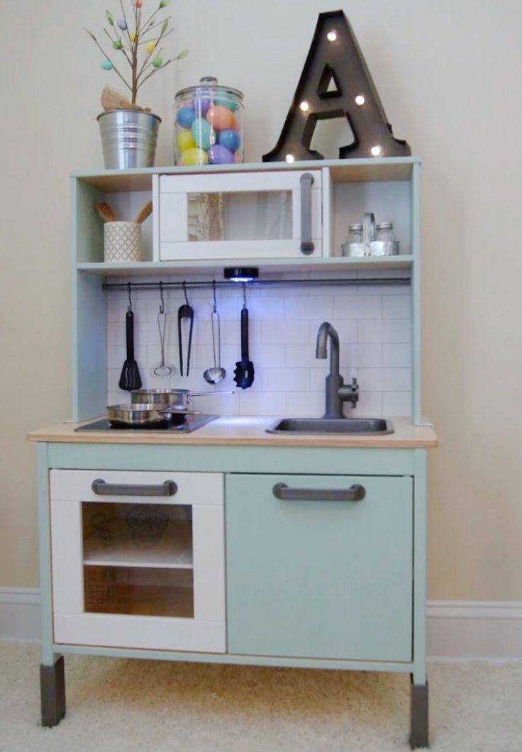 Mommo design ikea duktig hacks kids room for Kitchen design hacks