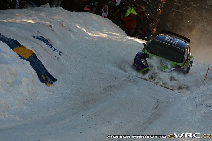 2011 Swedish: Rene Kuipers, Ford Fiesta S2000, 29th