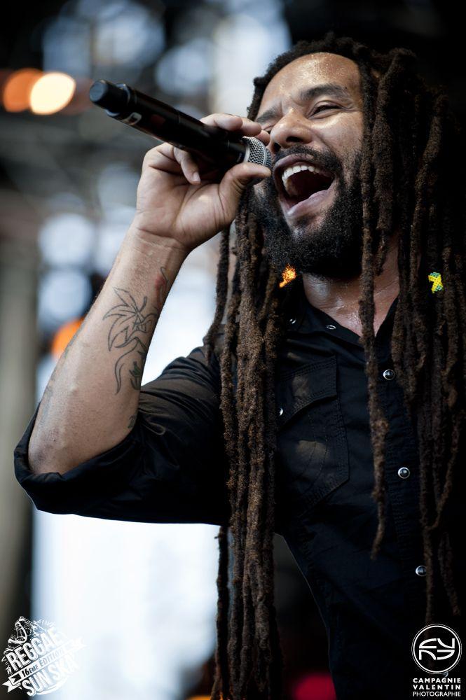 Ky-Mani Marley ©Compagnie Valentin